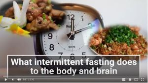 intermittent fasting vid